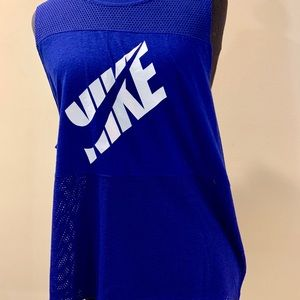 NWOT Nike mesh tank top